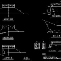 重庆交通大学土木工程道路设计(开题报告,设计说明书,图纸,预算)