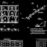 路基宽27m双向四车道公路毕业设计(图纸|施工组织设计)1100米
