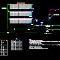 屋顶太阳能热水系统设计图