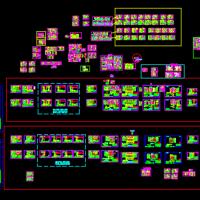 一套完整的30MT梁结构图模板图