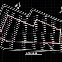 某地下室基坑围护及土方开挖施工图