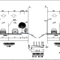 市政道路工程预算课程设计编制指导(PDF图纸)