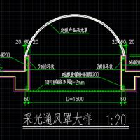 结构设计常用综合节点大样配筋图
