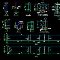 钢结构吊车梁节点详图