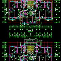 河北廊坊27层高层住宅建筑设计施工图
