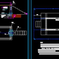 250KVA-800KVA箱变基础图