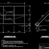 文明施工临时围墙设计CAD图