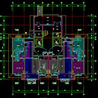 河北碧桂园15层一梯两户高层住宅配套图(2018最新)