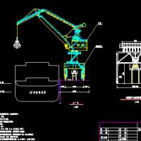 某地2万吨级通用泊位码头设计全套施工图(100多张)