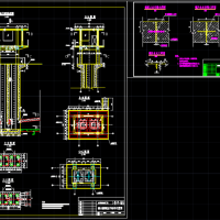 水库除险加固输水隧洞设计图纸