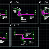 多种驳岸设计详图(含详细做法)