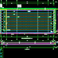 水上乐园游泳池水处理工艺及电气设计施工图纸