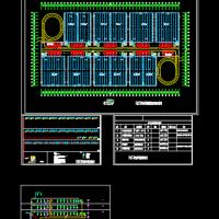 高大空间仓库空气采样管火灾自动报警系统电气图