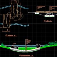 国家湿地公园全套景观设计CAD施工图(详细)