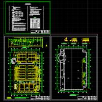 山东省德州学院音乐厅空调改造工程设计图
