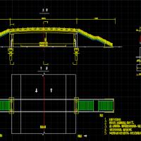 38套天桥施工图