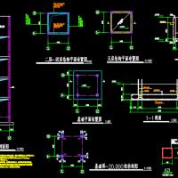 水塔结构施工图