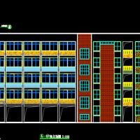 小学五层框架结构综合楼全套图纸及招标文件(3300平含施工图和清单报价书)