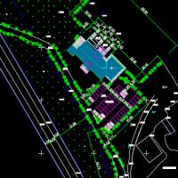旅游码头规划设计方案图纸