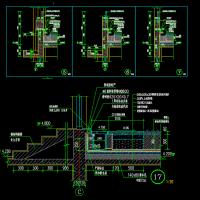 某种植屋面CAD详图