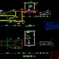 小型抽水电灌站设计图纸