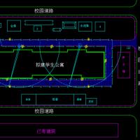 7层框架结构公寓楼施工组织设计及工程量清单计价(含施工总平图、横道图、网络图)