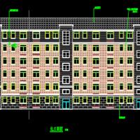 3169平米六层框架结构住宅毕业设计(施组 总平 开题报告)