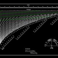 湿空气焓湿图CAD版