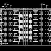 某多层住宅楼技术标编制毕业设计(含图纸)