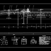 炼钢上料2#带式输送机全套图纸