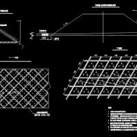 路基防护工程常用护坡设计图