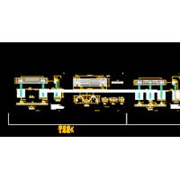 新规公路交通安全设施设计规范C级波形护栏标准图