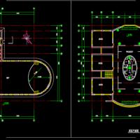 大学生活动中心设计方案图纸