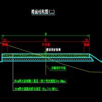 四好农村公路通用设计图(CAD版)
