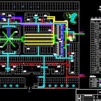 盐山县某污水处理厂初步设计(毕设15万m3/d)