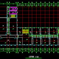 某3层教学楼全套设计(3965平,含计算书,建筑图,结构图,施工组织设计,工程量计算书)
