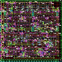 武汉33767平米一类地库建筑设计图纸(含说明)