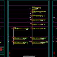 某医院电气系统CAD图