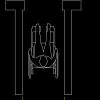 无障碍设计CAD图块