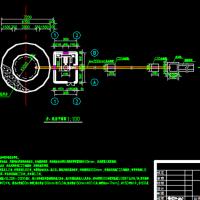 灌溉机井及泵站设计CAD图纸
