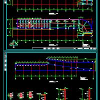 地下车库坡道结构设计图纸