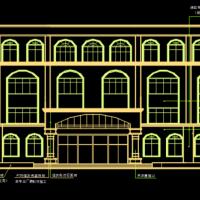 2841平米四层框架教学楼毕设(含计算书、施组、图纸)
