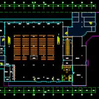 某客运站设计方案图纸