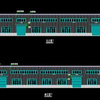 18X2单层双跨轻钢结构厂房毕业设计(含开题报告、任务书、计算书、图纸)