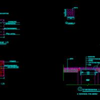 双层井盖做法CAD详图