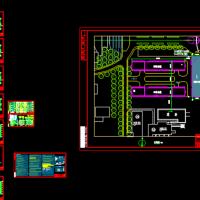 河南7328平米中原工学院学生宿舍楼建筑设计图纸