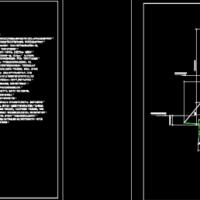 景观驳岸结构设计图纸