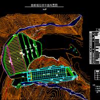 水电工程面板堆石坝工程毕业设计(计算及图纸)