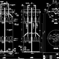 50T/d USAB厌氧反应器施工图纸
