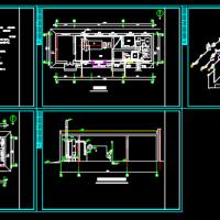 民用锅炉房设计图纸